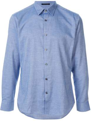 Durban D'urban long-sleeved buttoned shirt