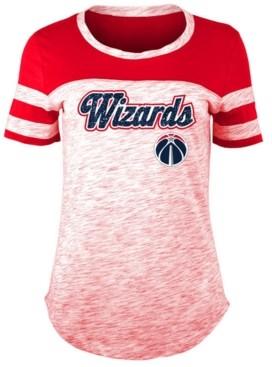 5th & Ocean Women's Washington Wizards Space Dye T-Shirt