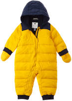 Petit Bateau Boys' Yellow Snow Suit