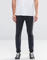 Diesel Stickker Super Skinny Jeans 677H