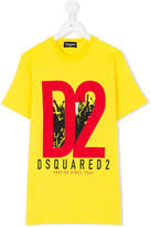 DSQUARED2 Parties since 1964 print T-shirt