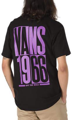 Vans Check Stack T-Shirt