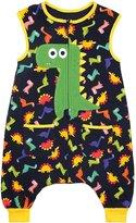 BOOPH Elephants Kids Wearable Blanket Baby Sleep Sack Zipper One Piece Grey M