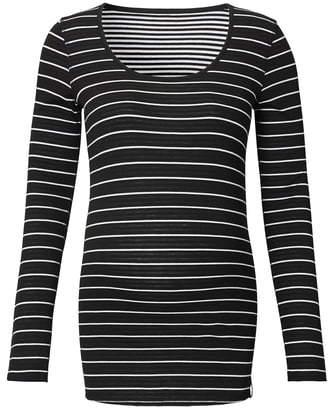 Noppies Ivy Stripe Maternity Shirt
