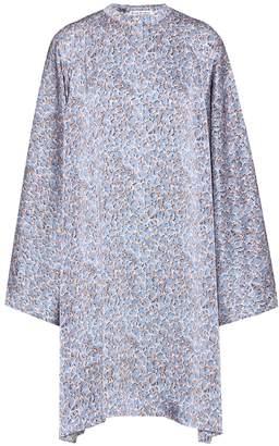 Acne Studios Danis printed satin dress