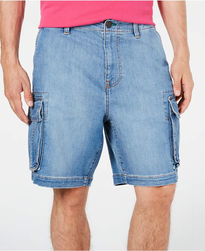 532de51341 Tommy Hilfiger Blue Men's Shorts - ShopStyle