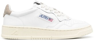 AUTRY Medalist low-top panelled sneakers