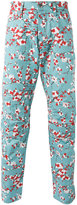 G Star G-Star - floral print pants - men - Cotton/Polyester - 29
