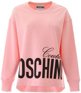 Moschino Print Sweatshirt