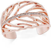INC International Concepts Pavé Cuff Bracelet, Created for Macy's