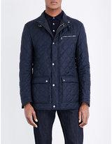 Salvatore Ferragamo Quilted Jacket