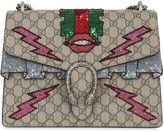 Gucci Medium Dionysus Lip Bolt Sequin Bag