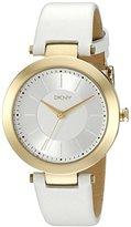 DKNY Women's NY2295 STANHOPE White Watch