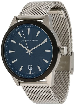 Larsson & Jennings Velo Milanese 39mm watch