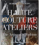 Abrams Books Haute Couture Ateliers: The Artisans of Fashion