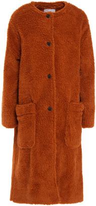 American Vintage Faux Shearling Coat