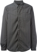 Undercover striped shirt - men - Cotton - 1