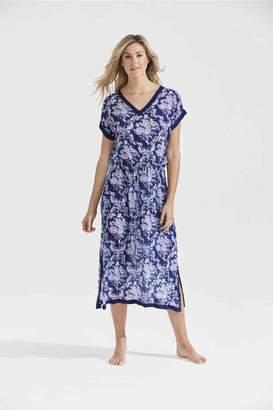 One Season - Puglia Blue Sami Dress - Medium