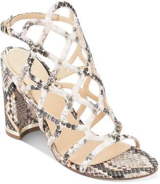 GUESS Savita Gladiator Dress Sandals Women Shoes