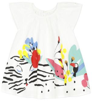 Catimini NOA girls's dress in White