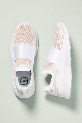 APL Athletic Propulsion Labs TechLoom Bliss Sneakers By in White Size 10