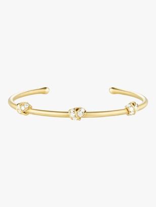 Multi Knot Diamond Bangle