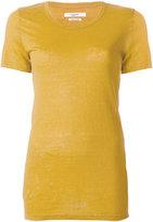 Etoile Isabel Marant Kiliann T-shirt - women - Linen/Flax - XS