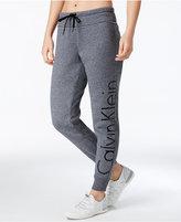 Calvin Klein Logo Fleece Sweatpants