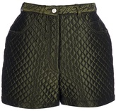 Jean Paul Gaultier Vintage quilted shorts