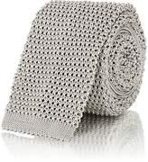Ralph Lauren Purple Label Men's Knit Silk Necktie