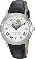 Raymond Weil Men's 2827-STC-00659 Maestro Analog Display Swiss Automatic Black Watch