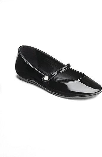 Ralph Lauren Kid's Alyssa Patent Leather Mary Janes