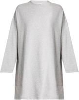 Acne Studios Leyla oversized cotton sweatshirt
