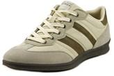 Perry Ellis Trainer Men Round Toe Leather Tan Walking Shoe.