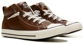 Converse Men's Chuck Taylor All Star Street Mid Top Leather Sneaker