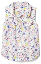 Gap Starry sleeveless shirt