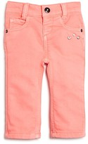3 Pommes Infant Girls' Colored Jeans - Sizes 3-24 Months