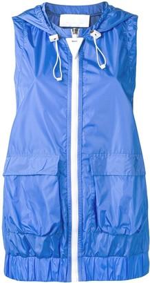NO KA 'OI Sleeveless Hooded Jacket