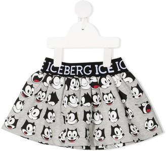 Iceberg Kids Felix the CatT tutu skirt
