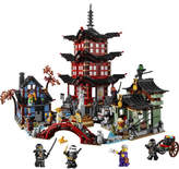 Lego Ninjago Temple Of Airjitzu
