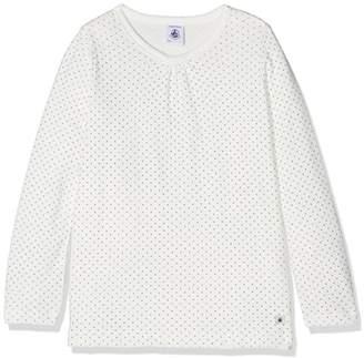 Petit Bateau Girl's T SHIRTML NUIT Pyjama Top