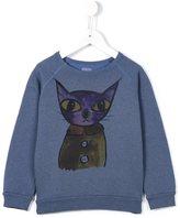 Morley cat sweatshirt