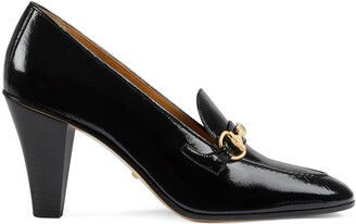 Gucci Women's pump with Interlocking G Horsebit