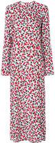 Marni Plume print maxi dress - women - Viscose - 40