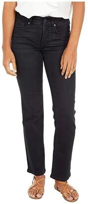 NYDJ Petite Petite Marilyn Straight Jeans in Glory (Glory) Women's Jeans