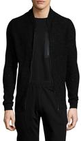 Antony Morato Cotton Ribbed Sweater
