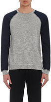 Rag & Bone Men's Colorblocked Long-Sleeve T-Shirt-GREY