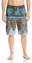 U.S. Polo Assn. Men's Palm Leaf Cargo Short