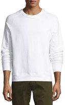 Ralph Lauren Pima Cotton Sweatshirt, White