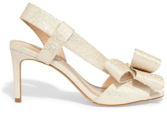 Phase Eight Allie Aysmmetric Bow Sandals